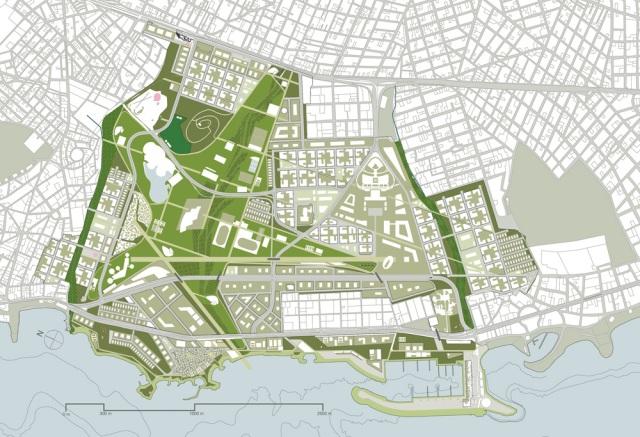 Ανοιχτοί Πράσινοι Χώροι | Open Green Spaces